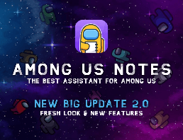 Among Us Notes